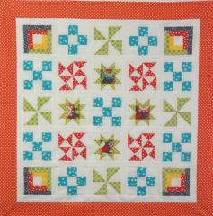 Contemporary Quilt Sampler with Laura Nownes