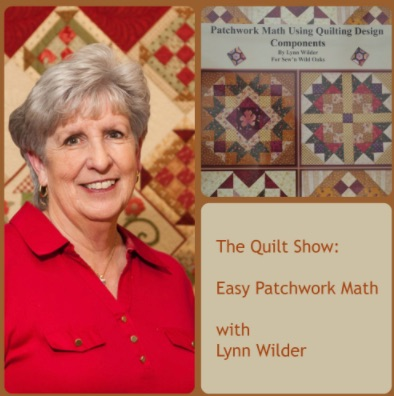 Easy Patchwork Math - Lynn Wilder