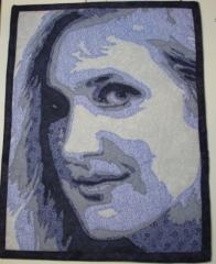 How to Create a Portrait Quilt