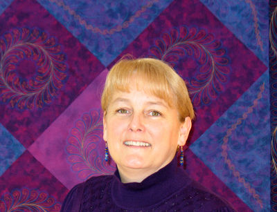 Free Motion Quilting - Patsy Thompson