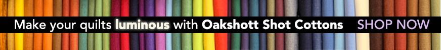 Shop for Oakshott Shot Cottons
