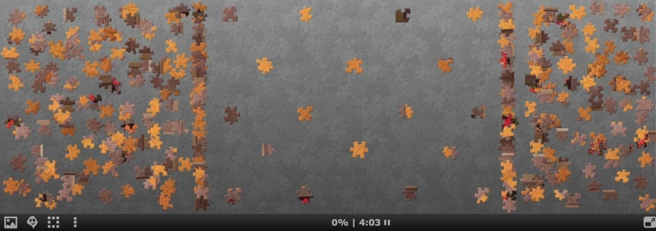 """The Quilt Show Puzzle: """"Colors Unfurled"""" by Maria Shell"""