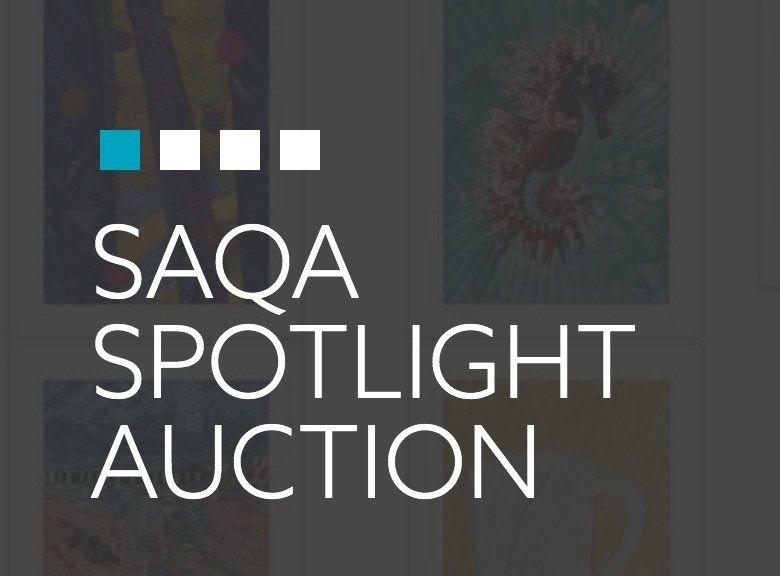 SAQA Spotlight Auction