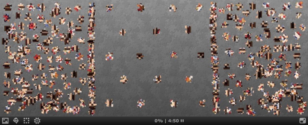 A Puzzle of Tessarae by Paula Doyle