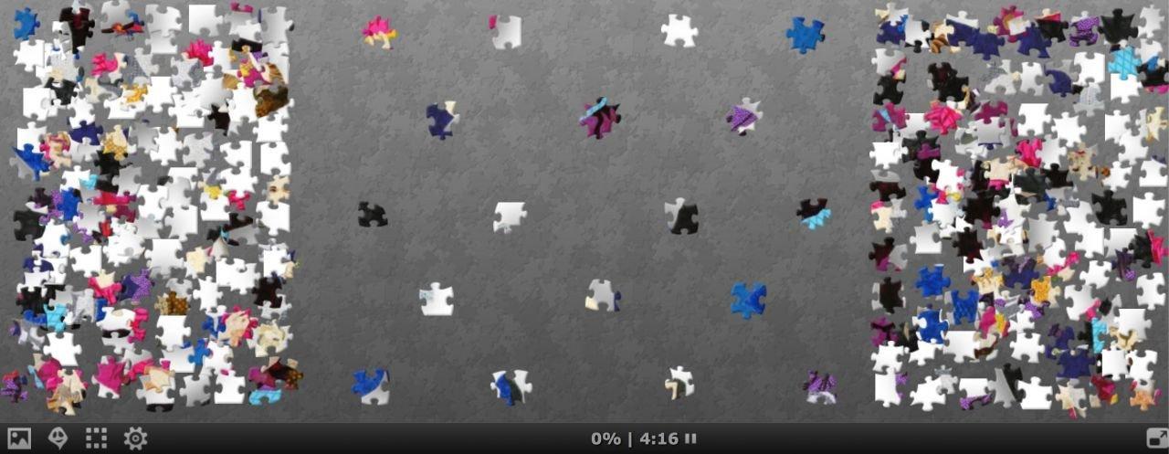 A Puzzle of Gelato Girls by Leni Levenson Wiener