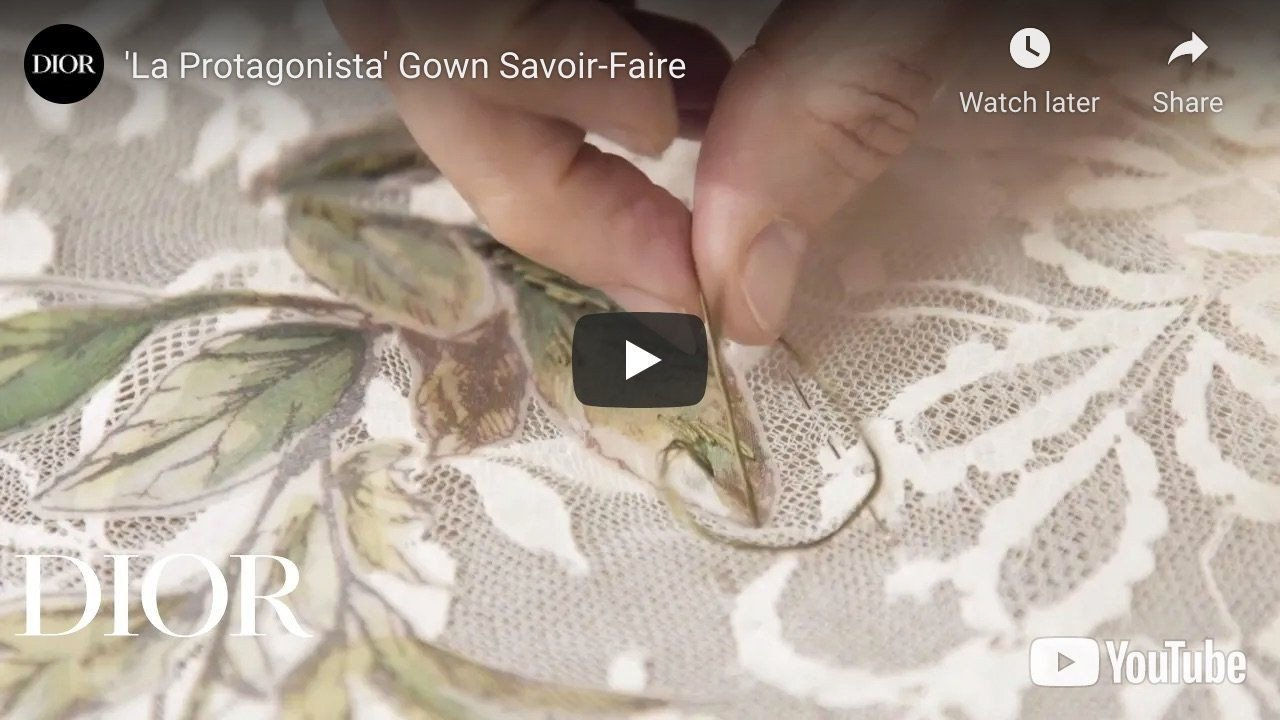 La Protagonista Gown Savoir Faire