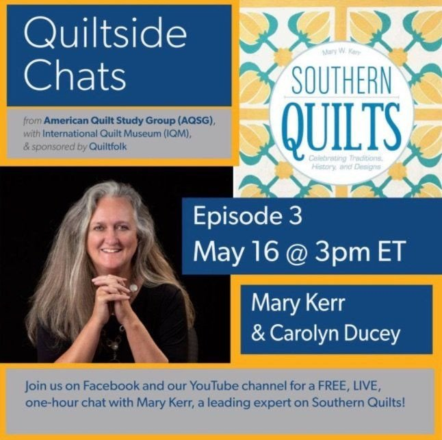 A Quiltside Chat with Mary Kerr