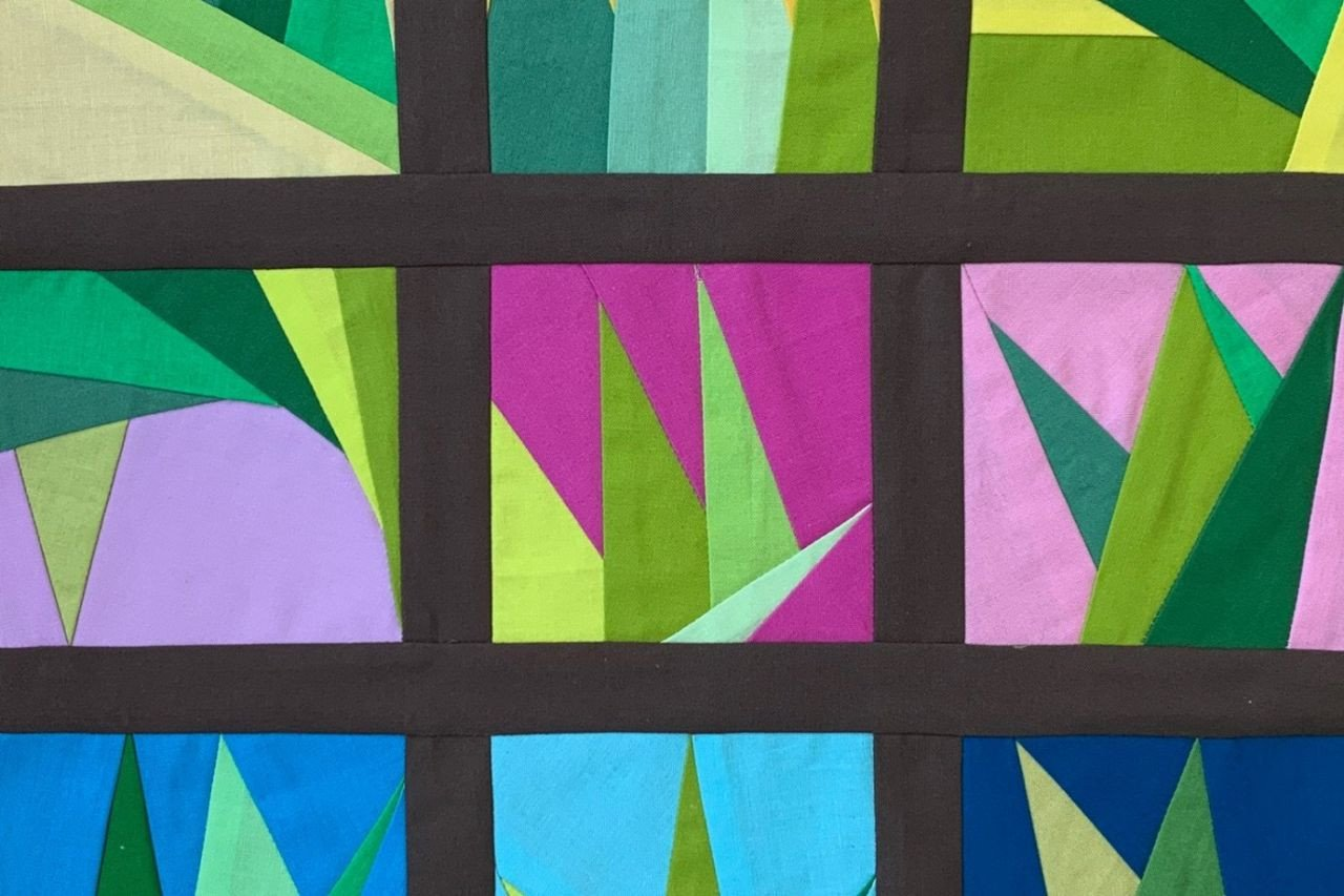 Algorithm Takes The Grunt Work Out of Quilting (Photo Credit: Mackenzie Leake)