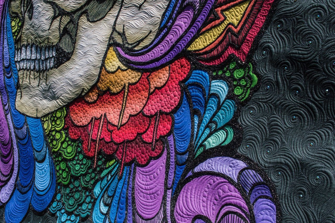 Learn All About Karlee Porter's Quilt Disparity