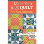 Make your First Quilt - Autographed