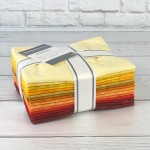 Prisma Dyes Lava Flow Fat Quarter Bundle by Artisan Batiks for Robert Kaufman