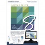 Electric Quilt 8 Quilt Design Software