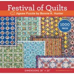 Festival of Quilts 1000 Piece Jigsaw Puzzle by Bonnie K. Hunter