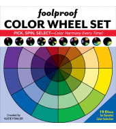 Foolproof Color Wheel Set - 10 Discs for Dynamic Color Selection