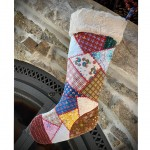 Attic Window Holiday Hearth Stockings Kit (Makes Two) - From the Lizzy Albright Collection