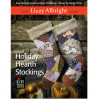 Holiday Hearth Stocking by Ricky Tims PRINTED PATTERN - From the Lizzy Albright Collection