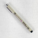 Pigma Micron Pen 05 (.45mm) - Black