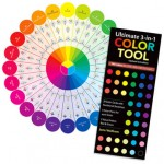 Essential Color Wheel & 3-in-1 Color Tool Book