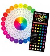 Essential Color Wheel & 3-in-1 Color Tool Book