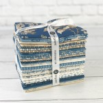 Laundry Basket Quilts 28 Piece Fat Quarter Bundle: Blue Sky