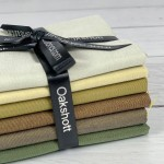 Mistletoe 6 Piece Fat Eighth Bundle By Oakshott Fabrics