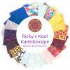 Ricky's Kool Kaleidoscope Starter Kit - MIXED & MINGLED