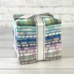 Mammoth Junior Flannel Fat Quarter Bundle by Studio RK-  Cool Colorstory