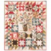 Sequoia Sampler REMIX Quilt Pattern By Alex Anderson