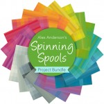 Alex Anderson's Spinning Spools Quilt Project Bundle